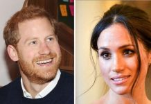 Items from Prince Harrys marriage to Meghan Markle are set to go on display Image GETTY