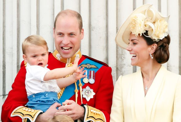 Kate Middleton changed Kate Middleton enjoyed time with Prince William and Prince Louis Image GETTY