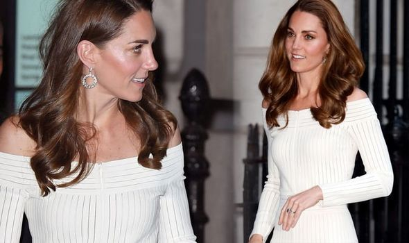 Kate Middleton changed The Duchess of Cambridge has become more confident according to an expert Image GETTY