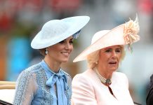 Kate Middleton enjoys a day at the races at Royal Ascot – see the best photos C Getty Images
