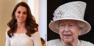 Kate Middleton revealed a daring look this week a royal expert claimed Image GETTY
