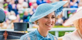 Kate Middleton wows the crowds at Royal Ascot Image SIPA USA PA
