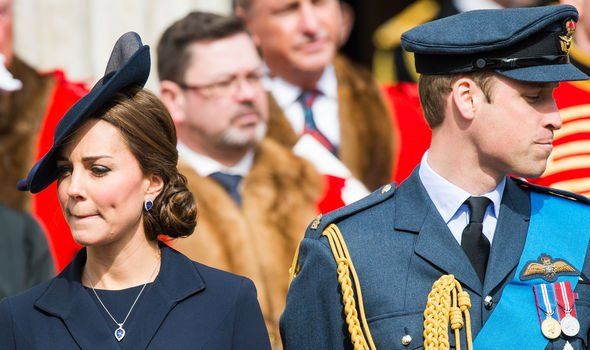 Kate may have felt the tinge of jealousy when it came to Jecca Image GETTY