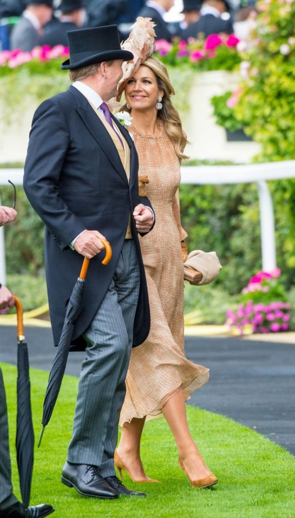 King Willem Alexander and Queen Maxima of the Netherlands Image DPPA Sipa USA