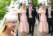 Lady Gabriella Windsor The royal lead the style stakes at Royal Ascot Image Getty Images