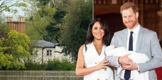 Meghan Markle As baby preparations got underway the Duke and Duchess moved out to Frogmore Cottage Image GETTY