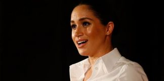 Meghan Markle Duchess of Sussex reveals most humbling moment of her life Image GETTY