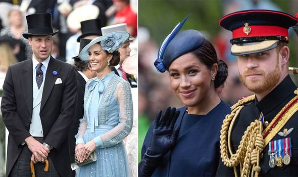 Meghan Markle Prince Harry Are the couple still feuding with the Duke and Duchess of Cambridge Image Getty Images