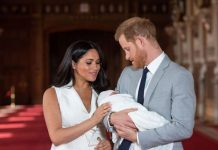 Meghan Markle Prince Harry The couple welcomed their son Archie on May Image Getty Images