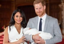 Meghan Markle baby Archie Harrison Mountbatten Windsor was born on May Image Getty