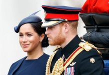 Meghan Markle had Harry cross a line he swore to never ever cross according to Levin Image GETTY