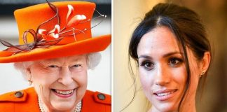 Meghan Markle had to be reminded of royal protocol by Prince Harry when she greeted the Queen Image GETTY
