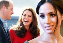 Meghan Markle has hired a social media expert to boost her page to catch up with Kate and Will Image Getty