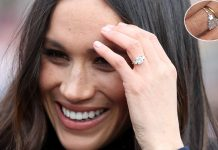 Meghan Markle makes quite the change to her engagement ring Photo C PA