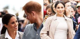 Meghan Markle news Prince Harry to have second baby next year according to claims Image GETTY