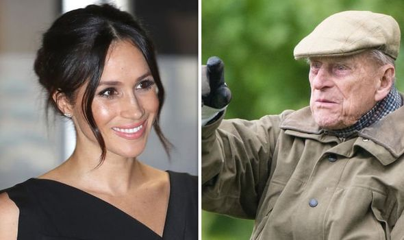 Meghan Markle news Prince Philip reportedly told Harry he should not marry an actress Image GETTY