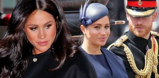 Meghan Markle secret Could Meghans outfit choices reveal her mood Image GETTY