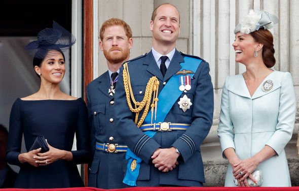 Meghan Markle secret Meghans love of dark colours sets her apart from other Royal Family members Image GETTY