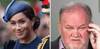 Meghan Markle snub How Meghan will ignore dad Thomas Markle again this Father's Day Image GETTY