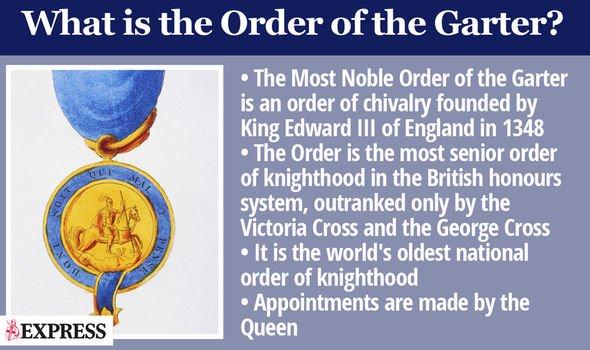 Meghan Markle vs Kate Middleton Order of the Garter facts Image GETTY