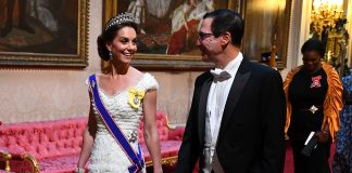 Mystery surrounding Kate Middleton at the state banquet revealed Photo C Getty Images