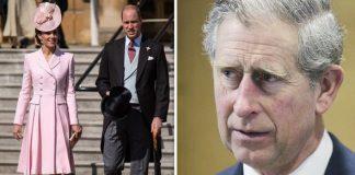 Prince Chalres reaction to Kate and Williams engagaement was churlish writes Mr Morton Image Getty