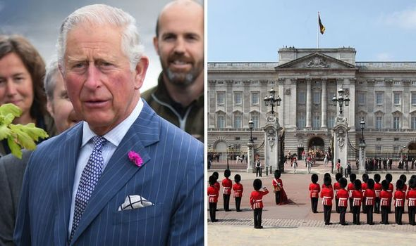 Prince Charles is not likely to live at Buckingham Palace as king according to Ms Junor Image Getty