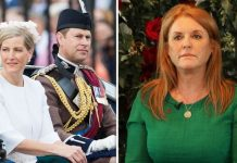 Prince Edward and Sophie Countess of Wessex Sarah Ferguson Image Getty