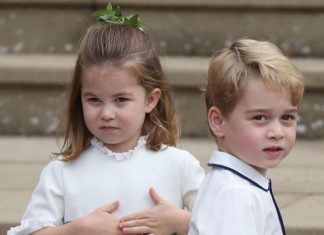 Prince George and Princess Charlotte Will Reportedly Serve as Bridal Attendants in Yet Another Wedding WPA POOL GETTY IMAGES