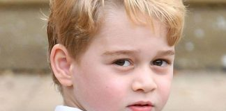 Prince George shocks Waitrose staff with a very endearing act Image GETTY