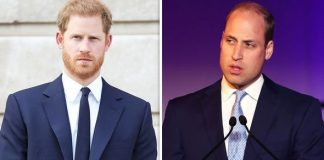 Prince Harry and Prince William werent talking to each other according to royal expert Image GETTY