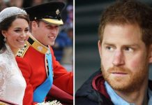 Prince Harry made a surprising revelation about Prince William and Kate Middleton's Royal Wedding Image GETTY