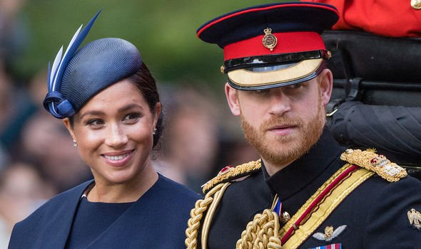Prince Harry news Meghan and Harry will travel to Angola this autumn Image Getty