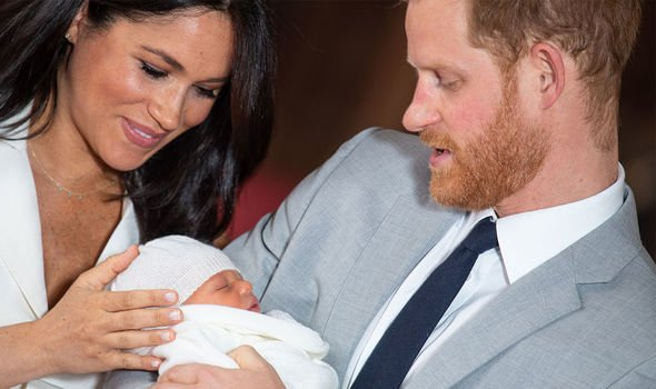 Prince Harry news there is speculation the christening will take place in early July Image Getty