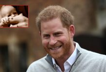 Prince Harry shares gorgeous new photo of baby Archie to celebrate Fathers Day Photo C GETTY IMAGES