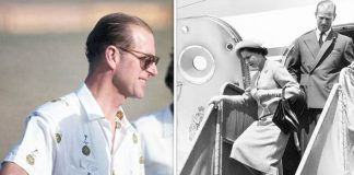Prince Philip would relish the prospect of setting up on his barbecue in the unlikeliest spots Image Getty Images