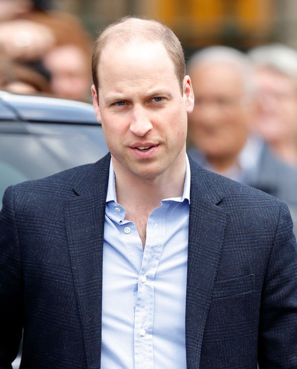 Prince William and Charles refused to attend the meeting with Mr Trump Image GETTY