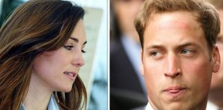 Prince William broke up with Kate Middleton for a second time in Image GETTY