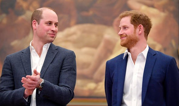 Prince William was born in with Harry following two years later in Image GETTY