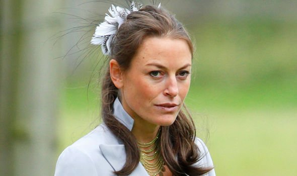 Prince Williams ex girlfriend Jecca Craig Image GETTY