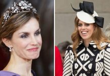 Princess Beatrice and Spains Queen Letizia Image Getty