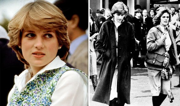 princess diana and camilla parker bowles in image getty dianalegacy latest update news images videos of british royal family dianalegacy