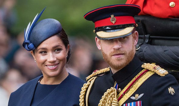 Princess Diana news the trip will likely see Harry and Meghan go on a foreign sabbatical Image Getty