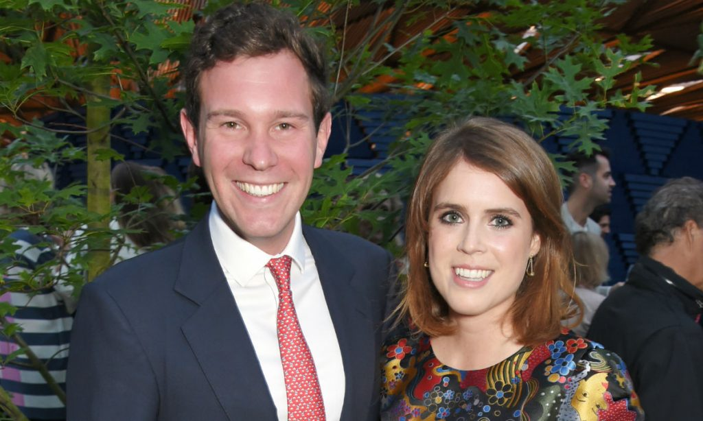 Princess Eugenie celebrates special milestone with Jack Brooksbank Photo C Getty Images