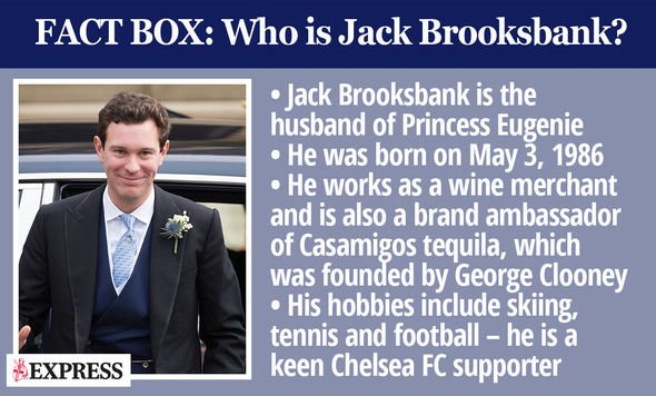Princess Eugenie married Jack Brooksbank in St Georges Chapel Image GETTY•EXPRESS