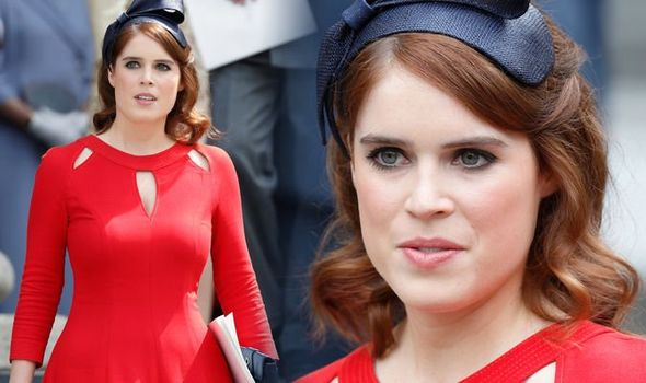Princess Eugenie news The Queens granddaughter does not receive allowance from the Privy Purse Image GETTY