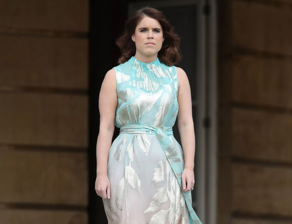 Princess Eugenie news The royal undertake some royal engagements Image GETTY