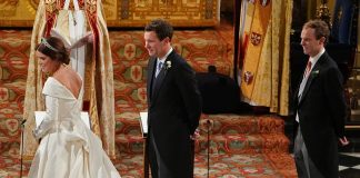 Princess Eugenie welcomes sister in law to the family as Jack Brooksbanks brother ties the knot Photo C Getty Images