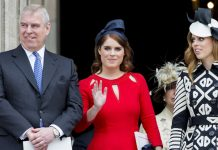Princesses Eugenie Beatrice and Sarah Ferguson SURPRISE by joining Prince Andrew at Horseguards Parade – alongside Jack and Edoardo too Photo CGetty Images