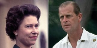 Queen Elizabeth II and Prince Philip pictured in the Sixties Image Getty